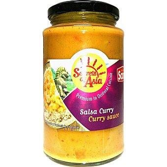 Secrets of asia Salsa curry China frasco 480 g Frasco 480 g