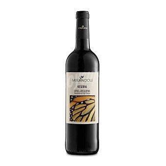MIRANDOLI Vino tinto reserva DO Utiel Requena botella 75 cl Botella 75 cl