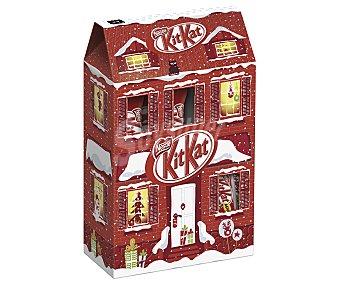 KIT Baritas de chcocolate Village Navidad, 7 unidades 114 gramos