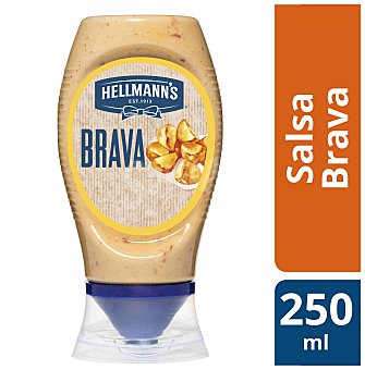 Hellmans Salsa Brava 250ML