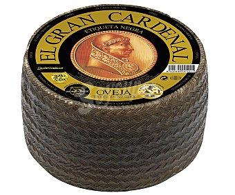 Gran Cardenal Queso de oveja curado 1900 gramos aproximados