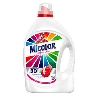 Micolor Detergente líquido 40 lavados