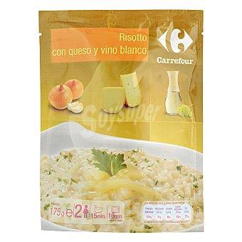 Carrefour Risotto con queso y vino blanco 175 g