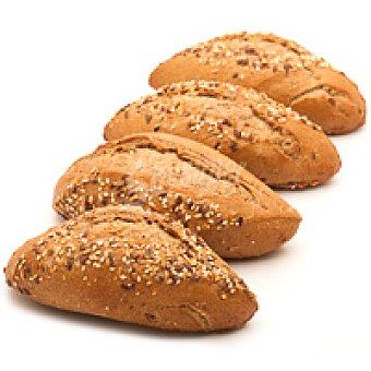 Panamar Bocatín 6 cereales 4 unid