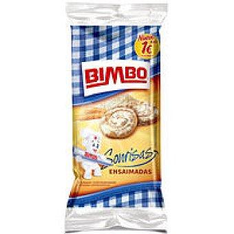 Bimbo Ensaimadas paquete 4u 146 gr