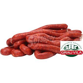 GRAU Chistorra fresca peso aproximado pieza 250 g