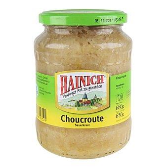 hainich Col en conserva choucroute cristal 650 g
