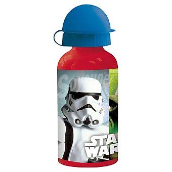 DISNEY Botella de aluminio con dibujo de Star Wars 40 cl