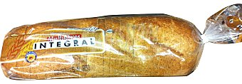 Panificadora Alcala Pan barra cortado ( larga vida) integral multi 7 fibras 700 g