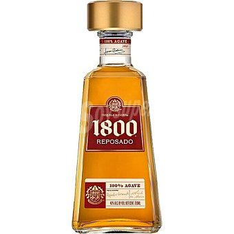 1800 Tequila reserva resposado 100% ágave Botella 70 cl