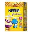 Papilla 8 Cereales con Bifidus desde 6 meses 600g Nestlé