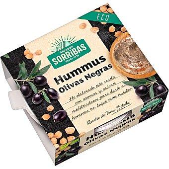 Obrador Sorribas Hummus de olivas negras ecológico Envase 240 g