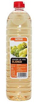 Hacendado Vinagre vino blanco Botella 1 l