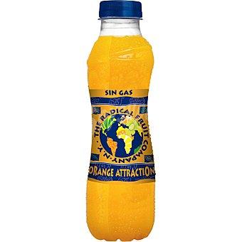 Radical Bebida refrescante de naranja sin gas Botellín de 50 cl
