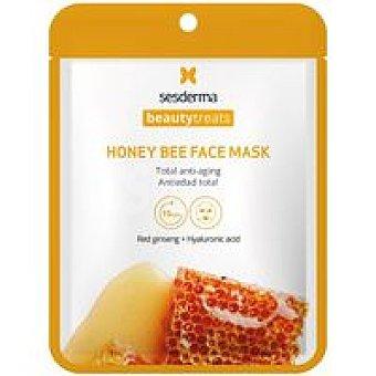 Sesderma Mascarilla face mask honey bee Pack 1 ud