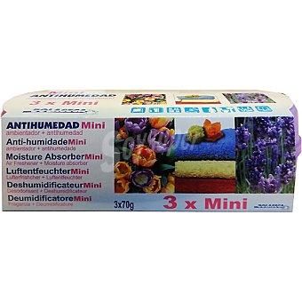 BOLA SECA Antihumedad + ambientador mini envase 3 unidades Envase 3 unidades