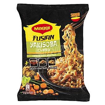 Maggi Yakisoba sabor curry Envase de 120 g