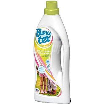 Blancotex Detergente líquido para lavar a mano ropa de color Botella 1 l