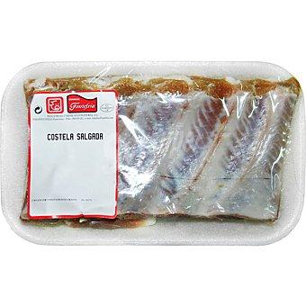 FONTEFRIA Cerdo costilla salada en tiras peso aproximado Bandeja 500 g