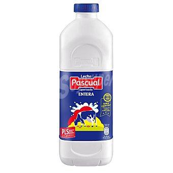 Pascual Leche entera Botella 1.2 l