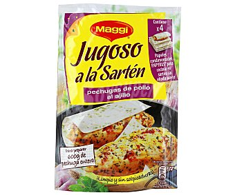 Maggi Jugoso a la sartén ajillo Sobre 23 g