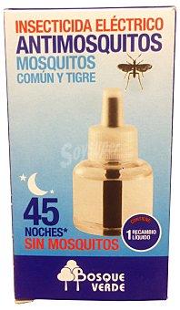 Bosque Verde Insecticida electrico liquido recambio mosquitos 1 u