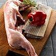 Conejo con Omega 3 de Las Landas peso aproximado 70 días de crianza Bandeja 1,6 kg Sertina