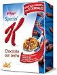 Cereales con chocolate con leche Caja 375 g Special K Kellogg's
