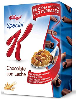 Cereales Kellogg's Special K chocolate con leche 375 g