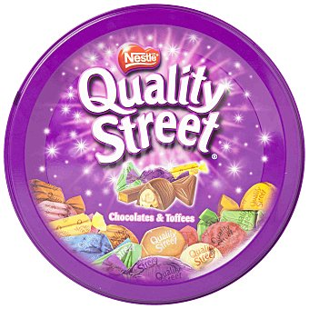 Quality Street Nestlé Bombones quality street 480 g