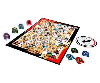 Disney Juego de mesa Aviones de Rescate, Circuito Toboganes y Escaleras, de 2 a 4 jugadores 1 unidad
