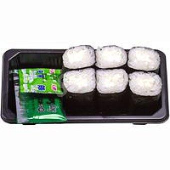 SUSHITAKE Maki de queso Bandeja 142 g