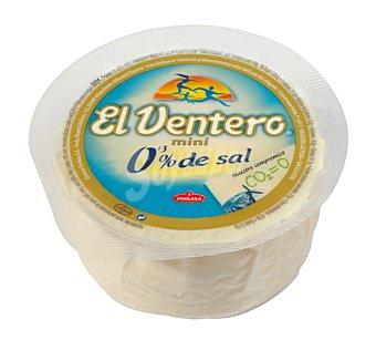 El Ventero Queso bajo en sal 550g