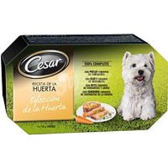 Huerta César Pack 4x150 g