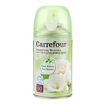 Carrefour Ambientador Automático Recambio Flores Blancas 1 recambio.