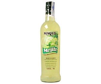 Magua Cocktail de mojito ya preparado Botella de 70 cl