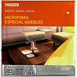 Bayeta microfibras muebles  Eroski