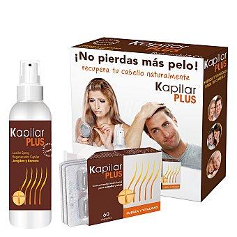 Redumodel Loción + cápsulas Kapilar Plus 1 ud