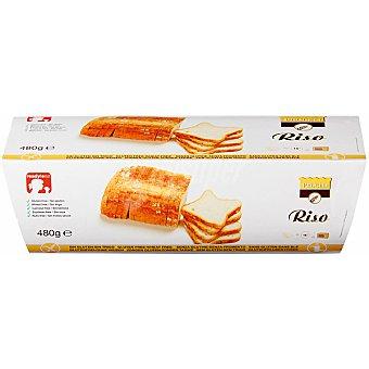 PROCELI Riso pan de molde de arroz sin gluten Envase 480 g