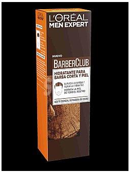 L'Oréal Men Expert Hidratante para barba corta-piel Bote 50 ml