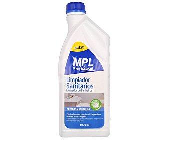 MPL Limpiador de sanitarios Botella de 1 litro