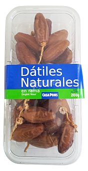 Casa Pons Datil natural rama Bandeja 200 g