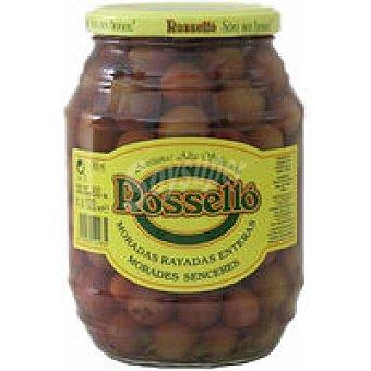 Roselló Aceitunas moradas Tarro 550 g