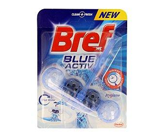 Bref WC Colgador WC blue activ Blister 1 unidad