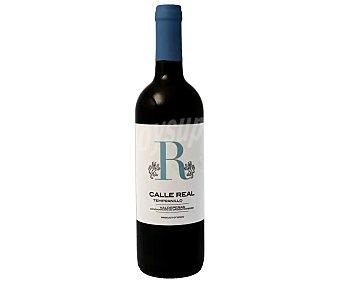 Real Vino tinto con denominación de origen calle Botella de 75 cl