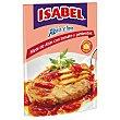 Filete de atún con tomate y pimientos  150 g (peso neto escurrido) Isabel