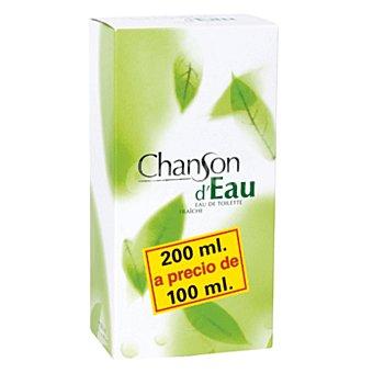 Chanson D'Eau Colonia mujer  Frasco 200 ml