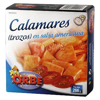 Orbe Calamares en salsa americana 266 g