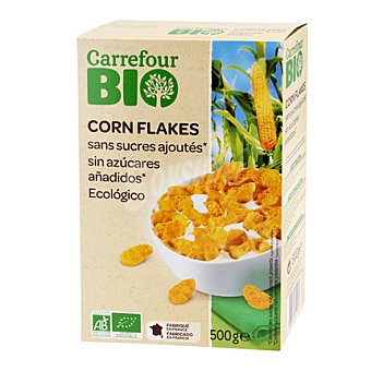Carrefour Bio Cereales Corn Flakes 500 g