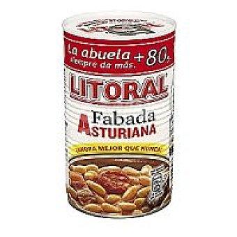 Litoral Fabada Lata 435 g + 80 g